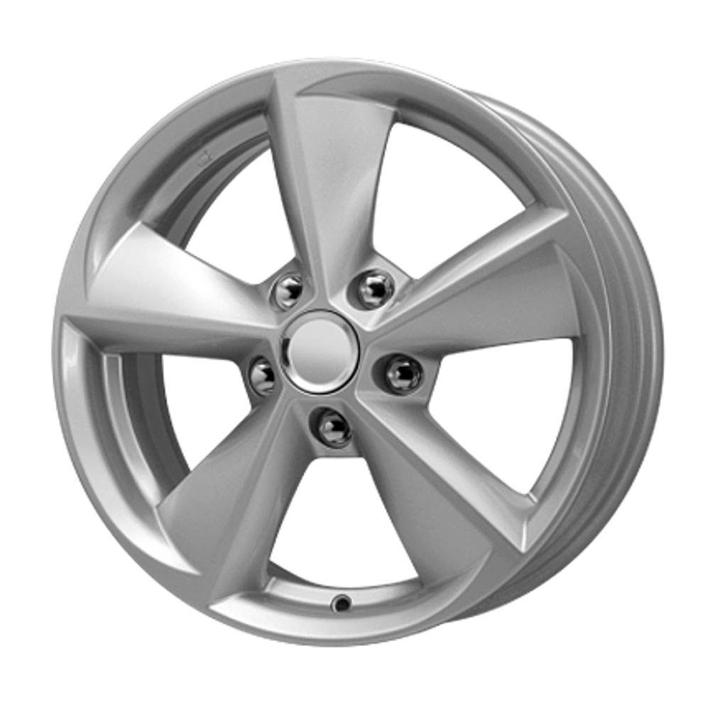 Диск литой K&K КС681 (Ford Focus) 6.5x16/5*108 D63.35 ET50 Алмаз-черный 67986